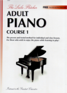 THE LEILA FLETCHER ADULT PIANO COURSE 1