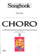 SONGBOOK CHORO - VOL. 3